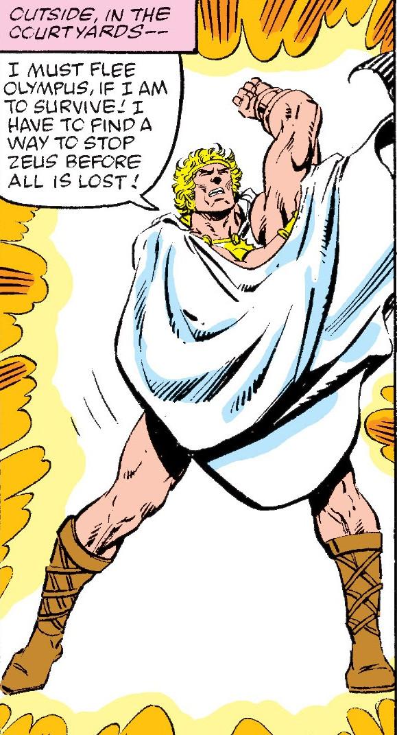 Phoebus Apollo (Earth-829)
