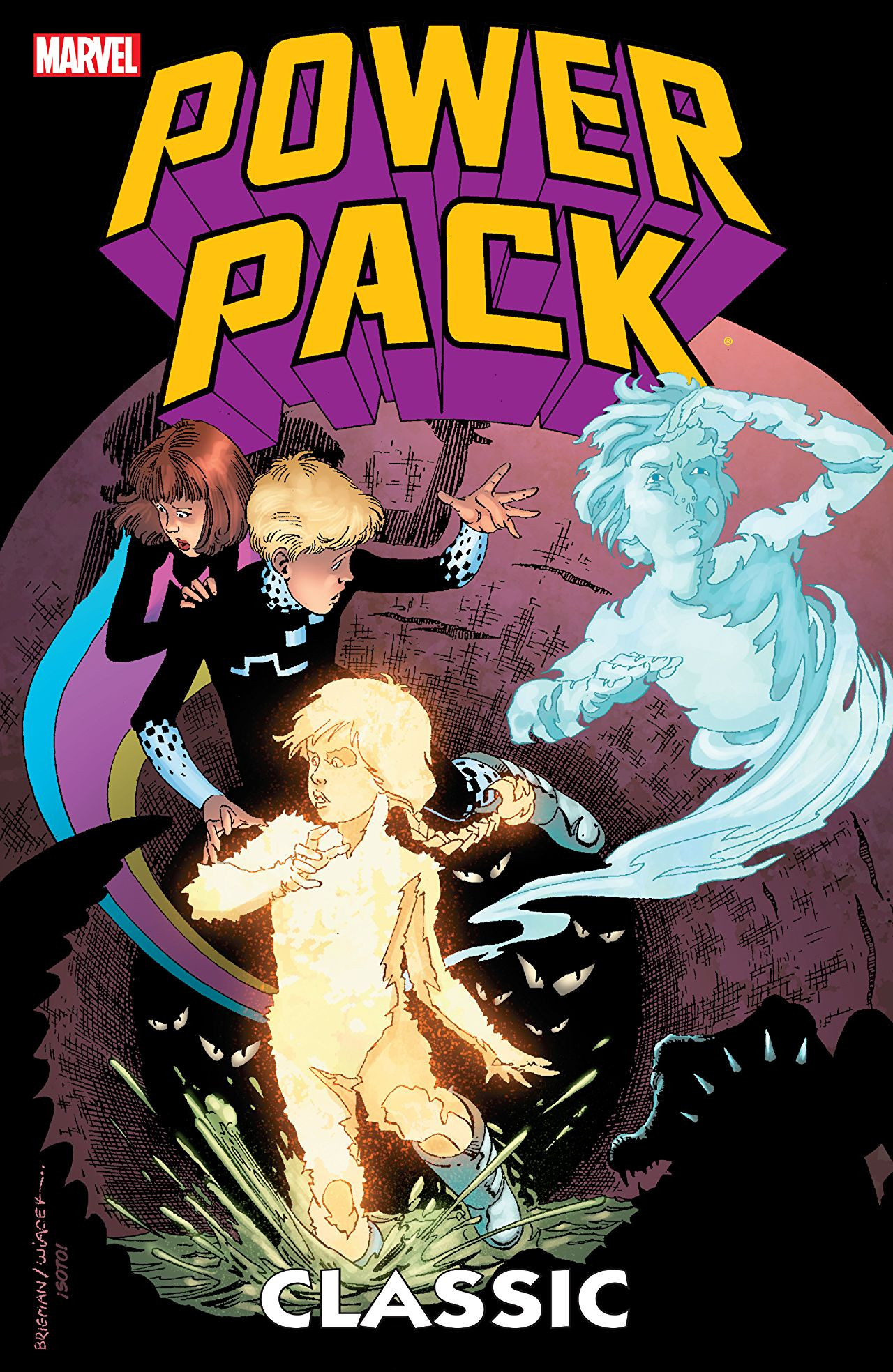 Power Pack Classic Vol 1 2