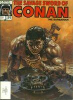 Savage Sword of Conan Vol 1 126