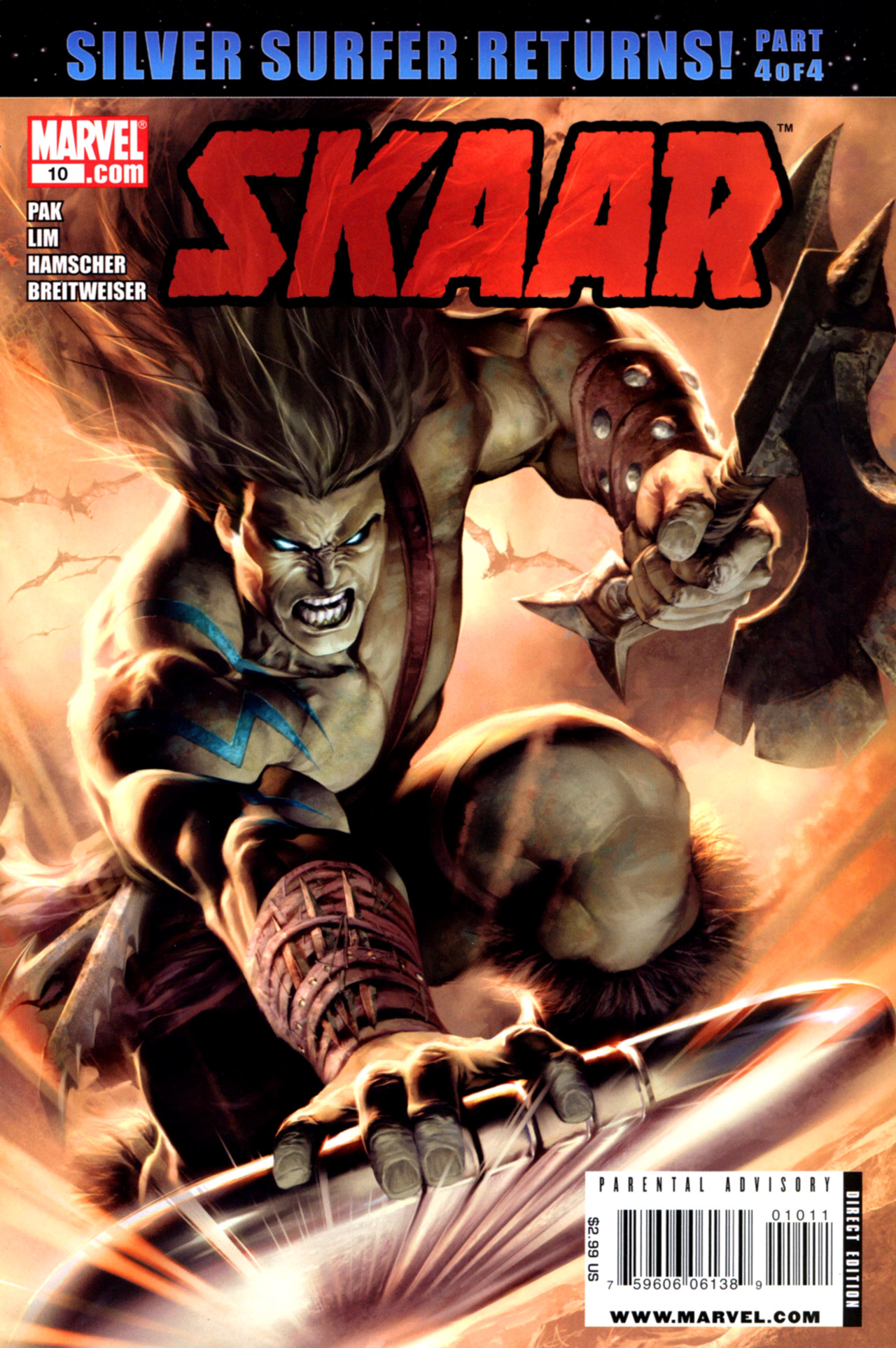 Skaar: Son of Hulk Vol 1 10