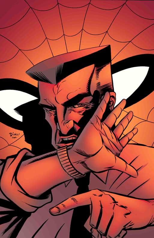 Spider-Man's Spider-Signal