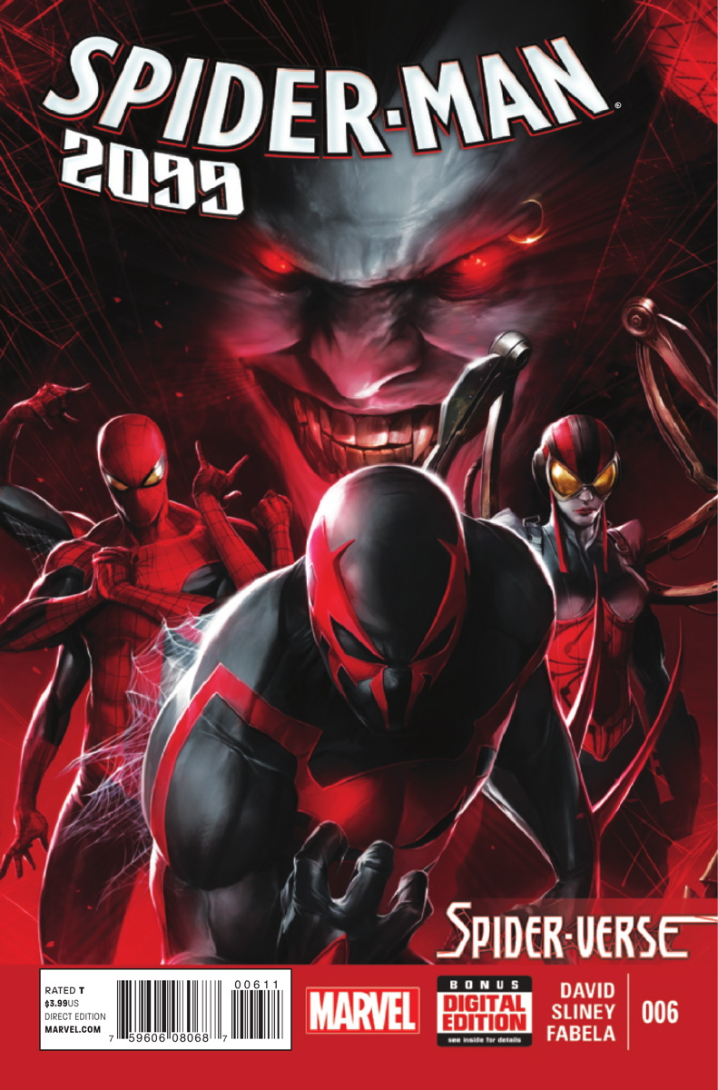 Spider-Man 2099 Vol 2 6