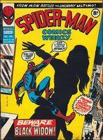 Spider-Man Comics Weekly Vol 1 109