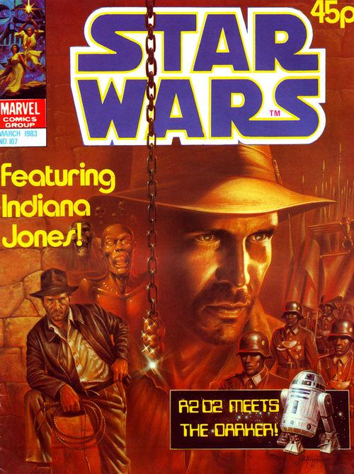 Star Wars Monthly (UK) Vol 1 167