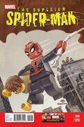 Superior Spider-Man Vol 1 19 Castellani Variant