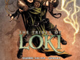 Thor: The Trials of Loki TPB Vol 1 1