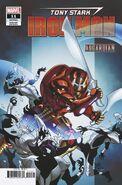 Tony Stark Iron Man Vol 1 11 Asgardian Variant