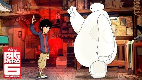 Trailer Big Hero 6 The Series Disney Channel