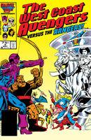 West Coast Avengers Vol 2 8