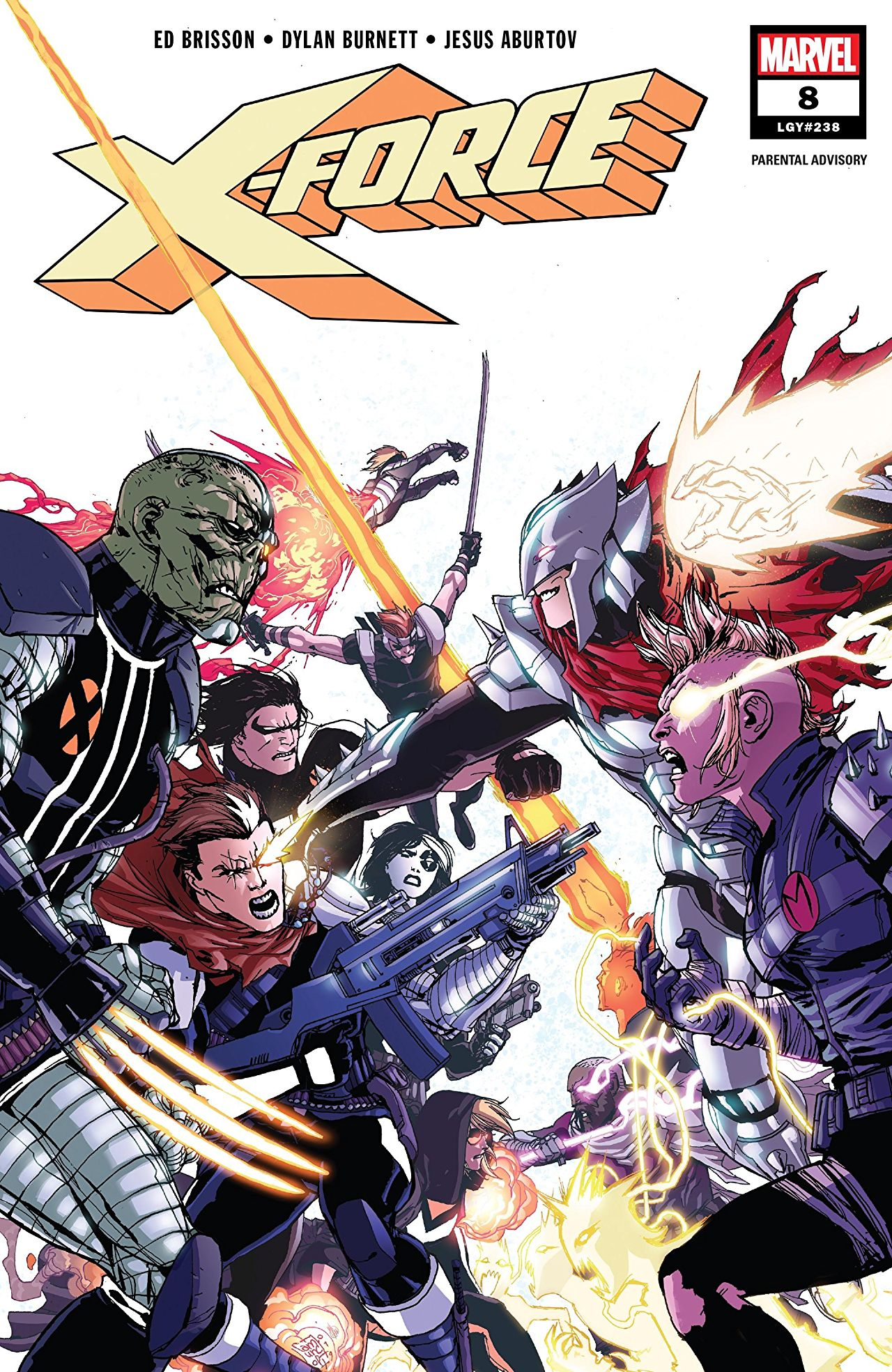 X-Force Vol 5 8