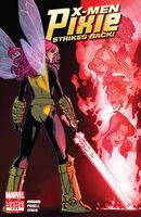 X-Men Pixie Strikes Back Vol 1 4