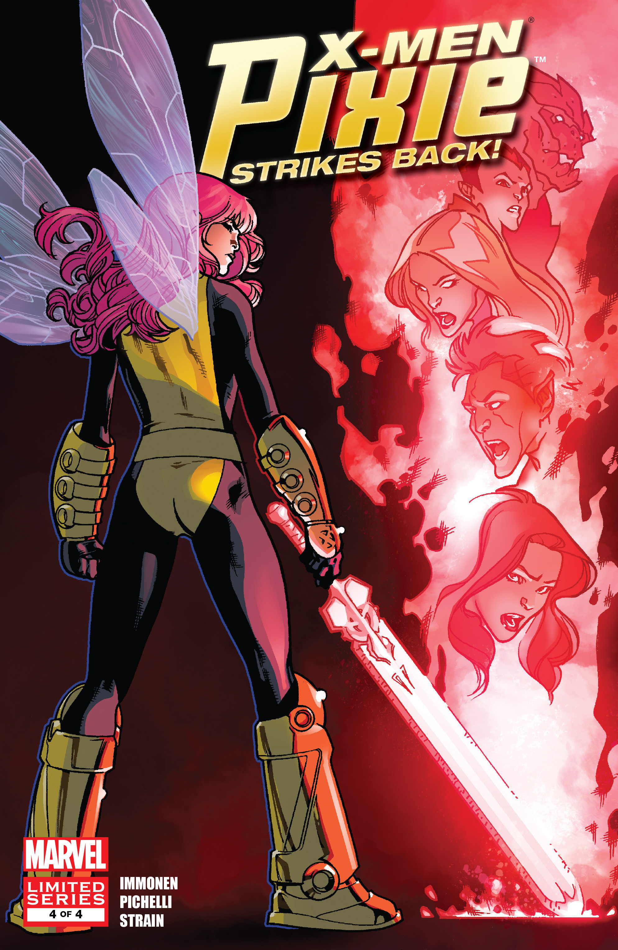X-Men: Pixie Strikes Back Vol 1 4