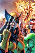 X-Men Vol 6 1 IGComicStore Exclusive Virgin Variant