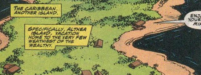 Althea Island