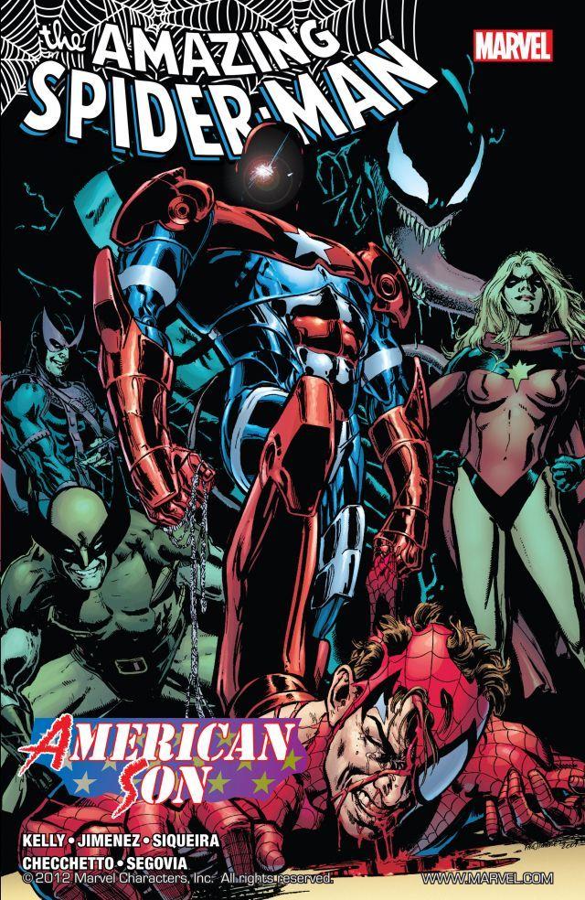 Amazing Spider-Man Presents: American Son TPB Vol 1
