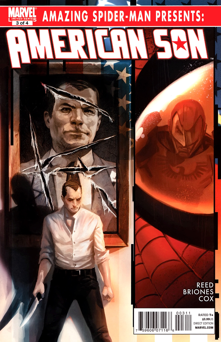 Amazing Spider-Man Presents: American Son Vol 1 3