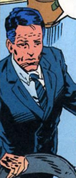 Anderson Gaulthing (Earth-616)