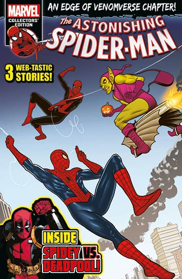 Astonishing Spider-Man Vol 7 10