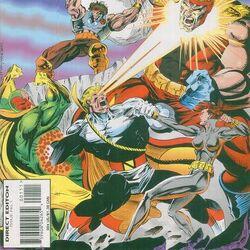 Avengers: Unplugged Vol 1 1