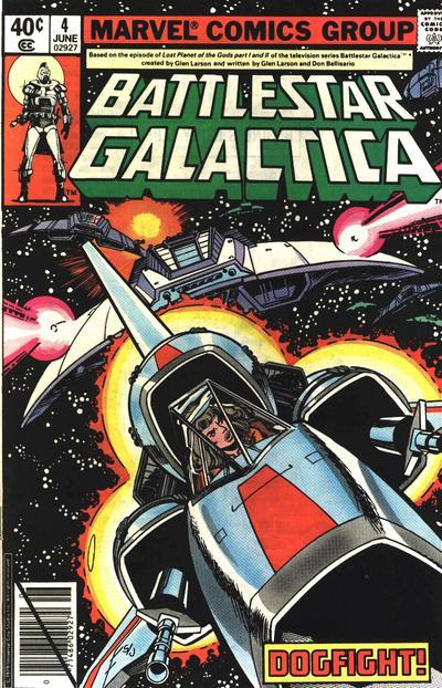 Battlestar Galactica Vol 1 4