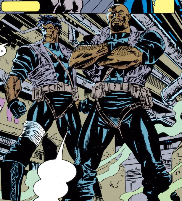 Bedlam Brothers (Earth-295)