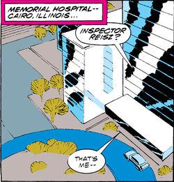 Cairo Memorial Hospital from Uncanny X-Men Vol 1 255 0001.jpg