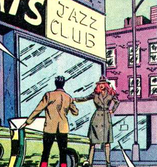 Cat's Jazz Club/Gallery