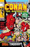 Conan the Barbarian Vol 1 10