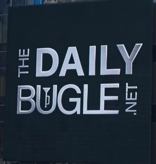 Daily Bugle (Earth-199999)/Gallery