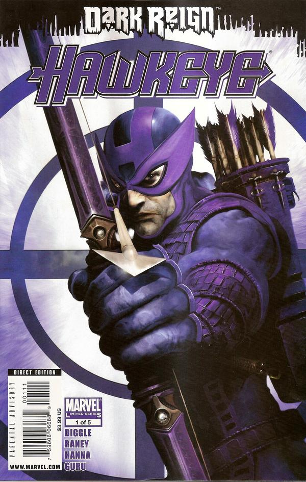 Dark Reign: Hawkeye Vol 1 1