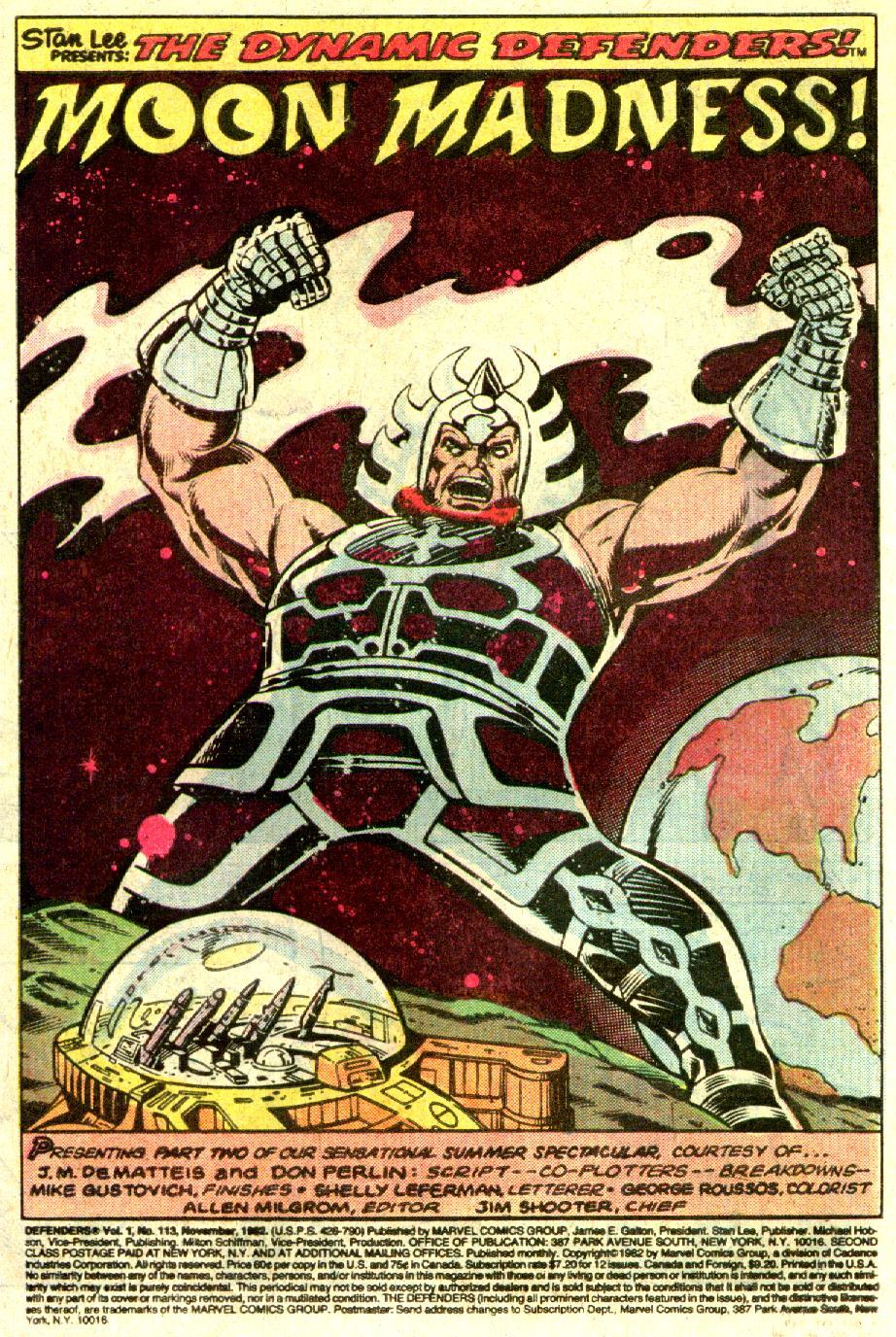 Grom (Earth-616)