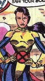 Elizabeth Braddock (War Skrull) (Earth-616)