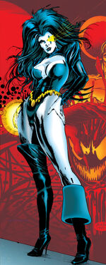 Frances Barrison (Earth-616) from Spider-Man The Jackal Files Vol 1 1 0001.jpg