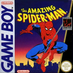 The Amazing Spider-Man (1990 video game)/Gallery