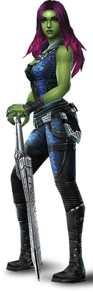 Gamora (Earth-TRN012)