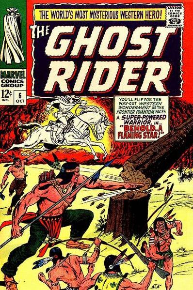 Ghost Rider Vol 1 6