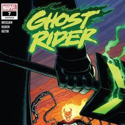 Ghost Rider Vol 9 7