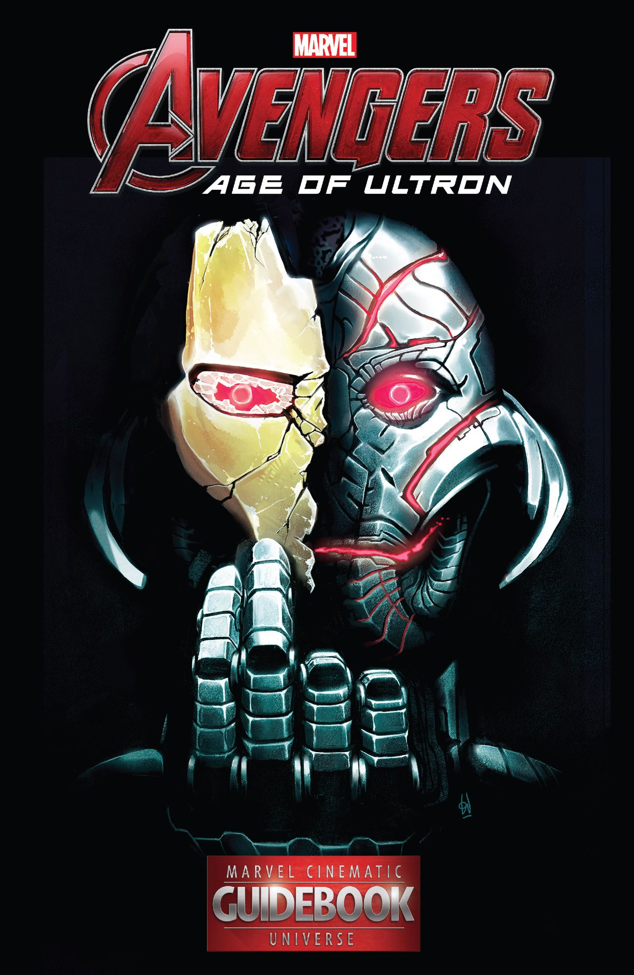 Guidebook to the Marvel Cinematic Universe - Marvel's Avengers: Age of Ultron Vol 1 1