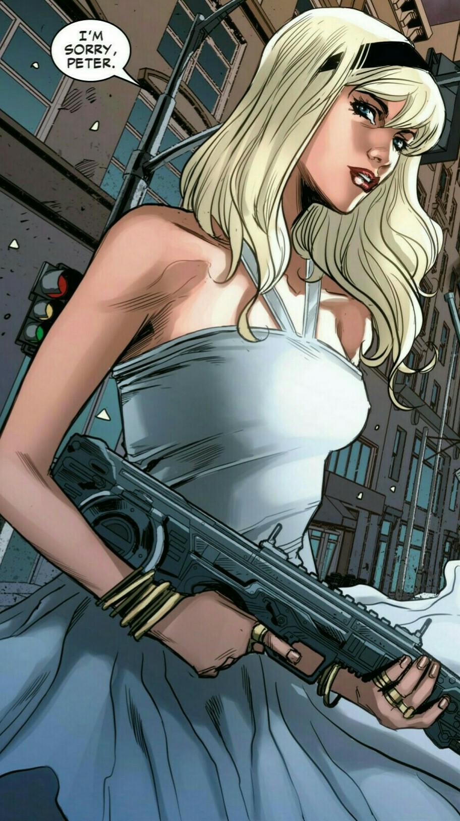 Gwendolyne Stacy (Clone 2) (Earth-616)