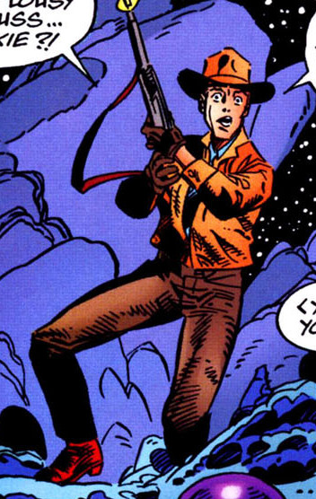 Jacob Scott (Earth-616)