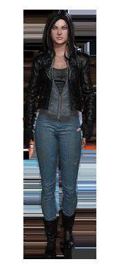 Jessica Jones (Earth-TRN258)