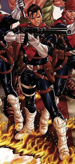 Joseph Hauer (Earth-616) from Revolutionary War - Supersoldiers Vol 1 1 cover.jpg