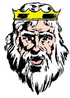 King Amir (Earth-616)