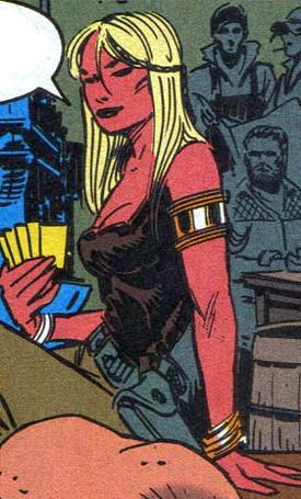 Marianne Waters (Earth-616)
