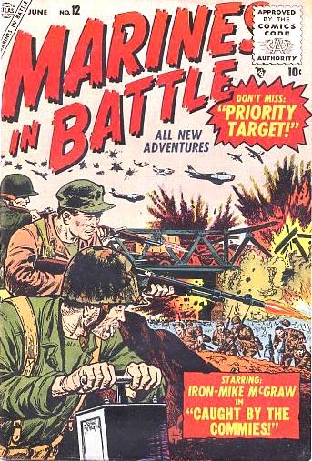 Marines in Battle Vol 1 12