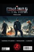 Marvel's Captain America Civil War Prelude Vol 1 3