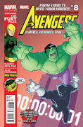 Marvel Universe Avengers - Earth's Mightiest Heroes Vol 1 8