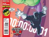 Marvel Universe: Avengers - Earth's Mightiest Heroes Vol 1 8