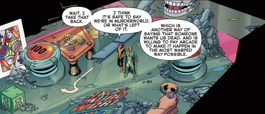 Murderworld (Earth-616)
