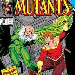 New Mutants Vol 1 86